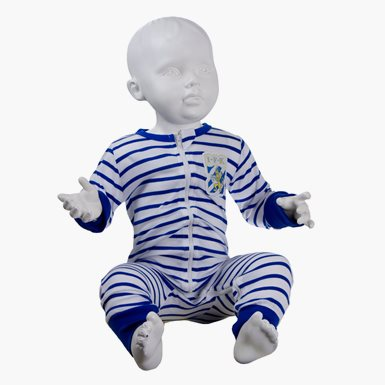 Pyjamas Randig