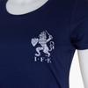 T-Shirt Lejon Dam Marin