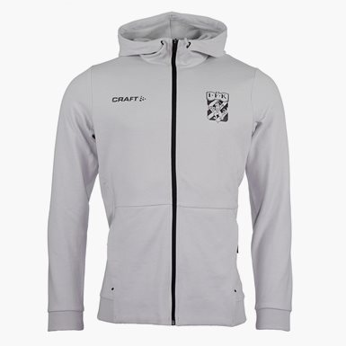 Craft Ifk Kollektion Ziphood Grå