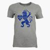 Craft T-Shirt Lejon Grå Dam