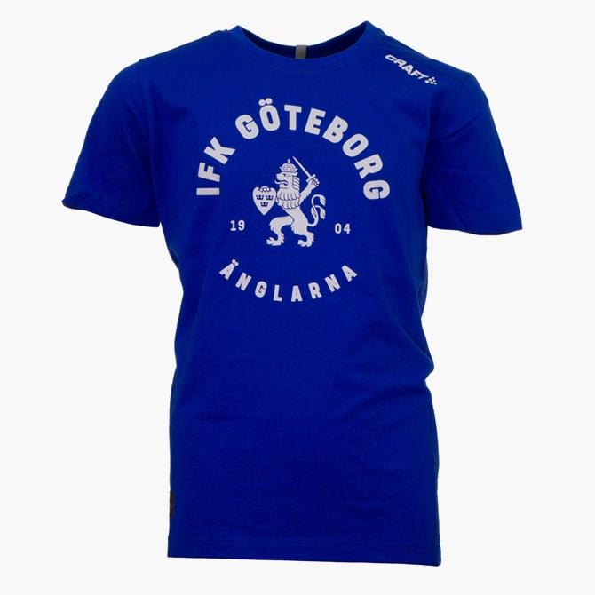 Craft T-Shirt Änglarna Blå Jr