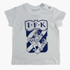 Baby T-Shirt Klubbmärke Vit