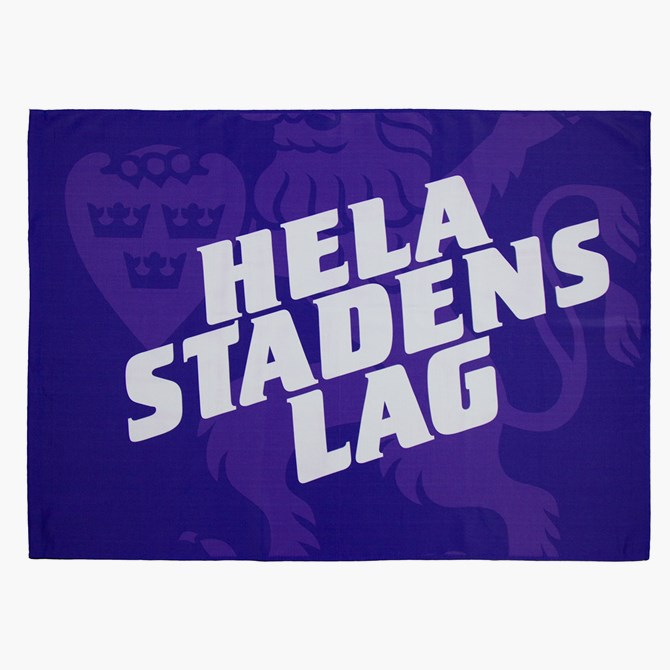 Flagga Stadens Lag 120X90