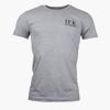 T-Shirt 3D Grå