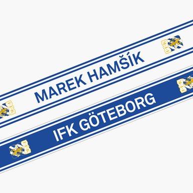 Halsduk Marek Hamšík