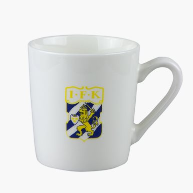 Mugg Vit Emblem