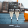 Orrefors Champagneglas 4-Pack