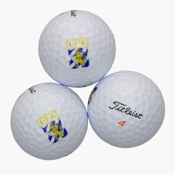 Golfboll 3-Pack