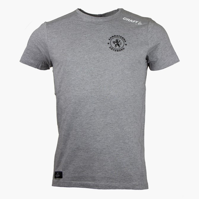 Craft T-Shirt Kamraterna Grå