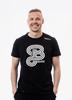 Craft T-Shirt Blåvitt Svart