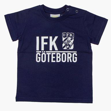 Baby T-Shirt Ifk Göteborg Marin