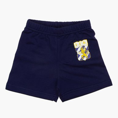 Baby Shorts Klubbmärke Marin
