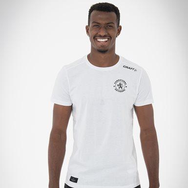 Craft T-Shirt Kamraterna Vit